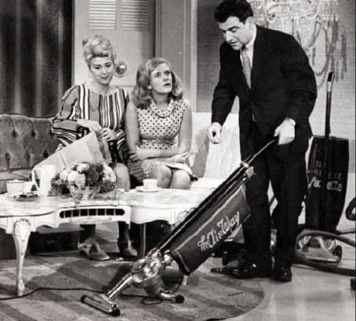 Kirby Vacuum Salesman