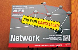 Cancelled Job Fair