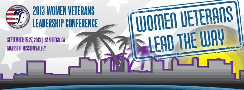 2013 California Women Veterans Leadership Conference