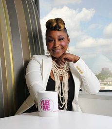 Da' Nielle Veasey, CEO and founder of UBME Business Consulting and Marketing Firm