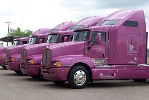 Trucking for women