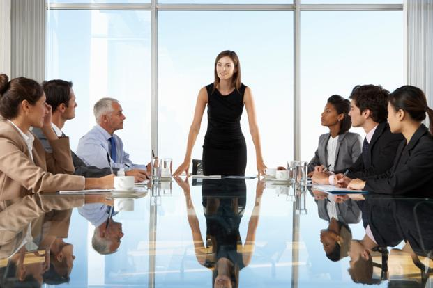 Women in the Boardroom