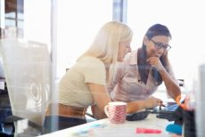 Working Women: How to Break Through the Proverbial Glass Ceiling