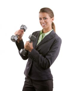 Working Woman Fitness