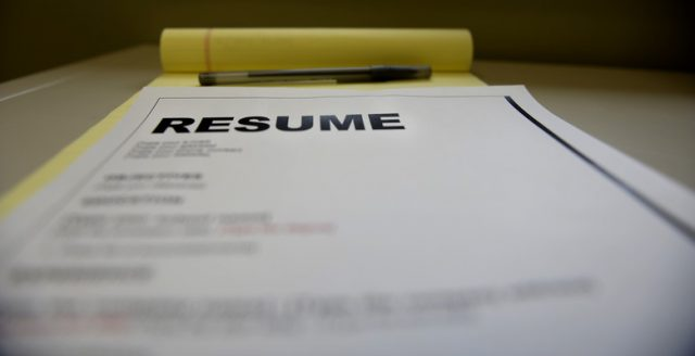 Useful resources for resume building