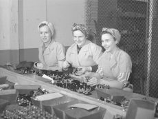 women working since the early 20th century has helped us today