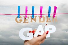 Gender parity is on the horizon...sort of